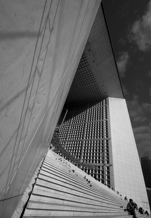 La Defense Paris 6