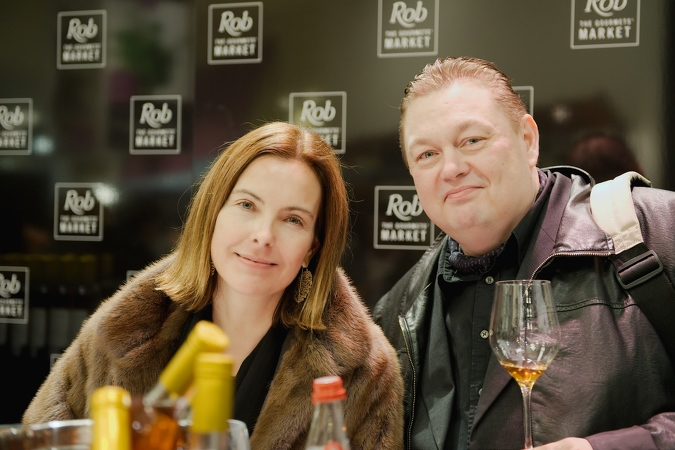 Carole Bouquet Sangue d Oro ROB 14