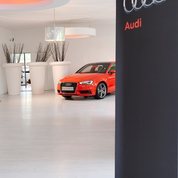 Audi A3 berline Fleet TV