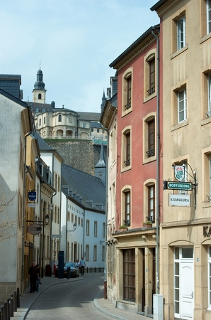Luxembourg ville 50